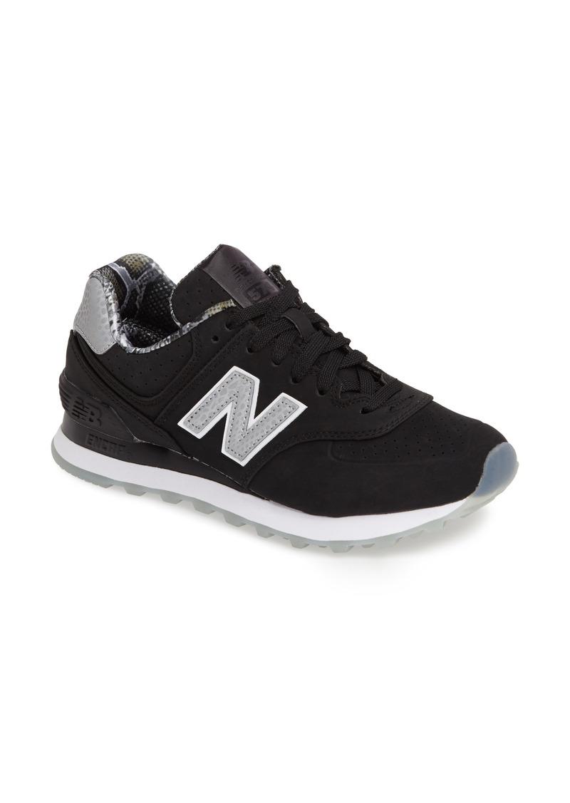 New Balance 574 Luxe Rep Sneaker (Women)
