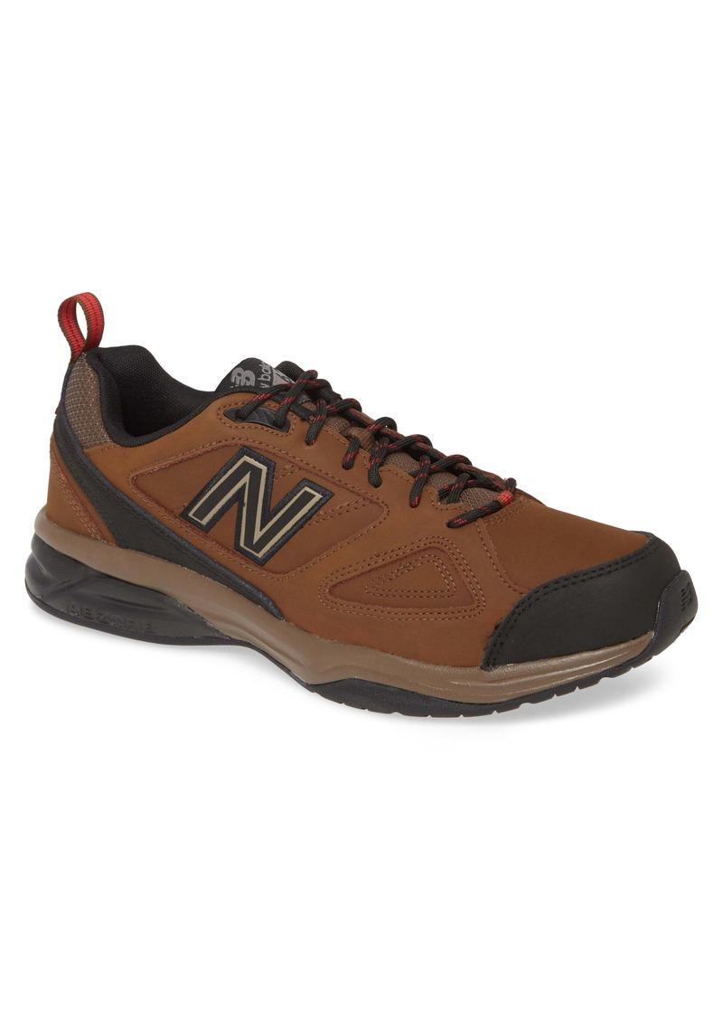 New Balance 623v3 Water Resistant Leather Training Shoe (Men)