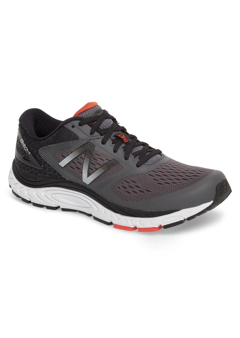 New Balance 840v4 Running Shoe (Men)