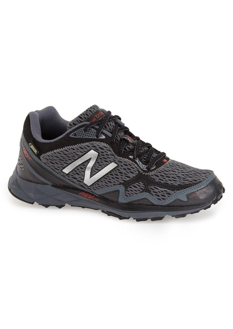 New Balance Trail Running Shoes Waterproof