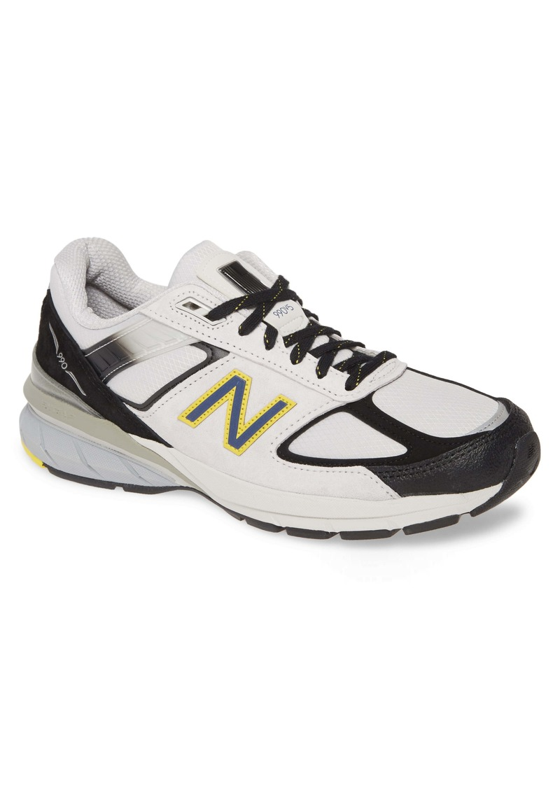 New Balance 990v5 Made in US Running Shoe (Men)