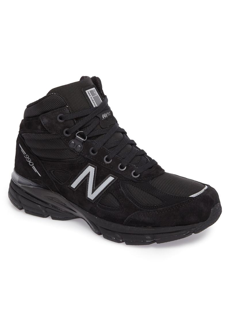 buy popular 0dd46 b52a0 990v4 Water Resistant Sneaker Boot (Men)