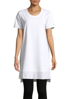 New Balance Athletic Short-Sleeve T-Shirt Dress