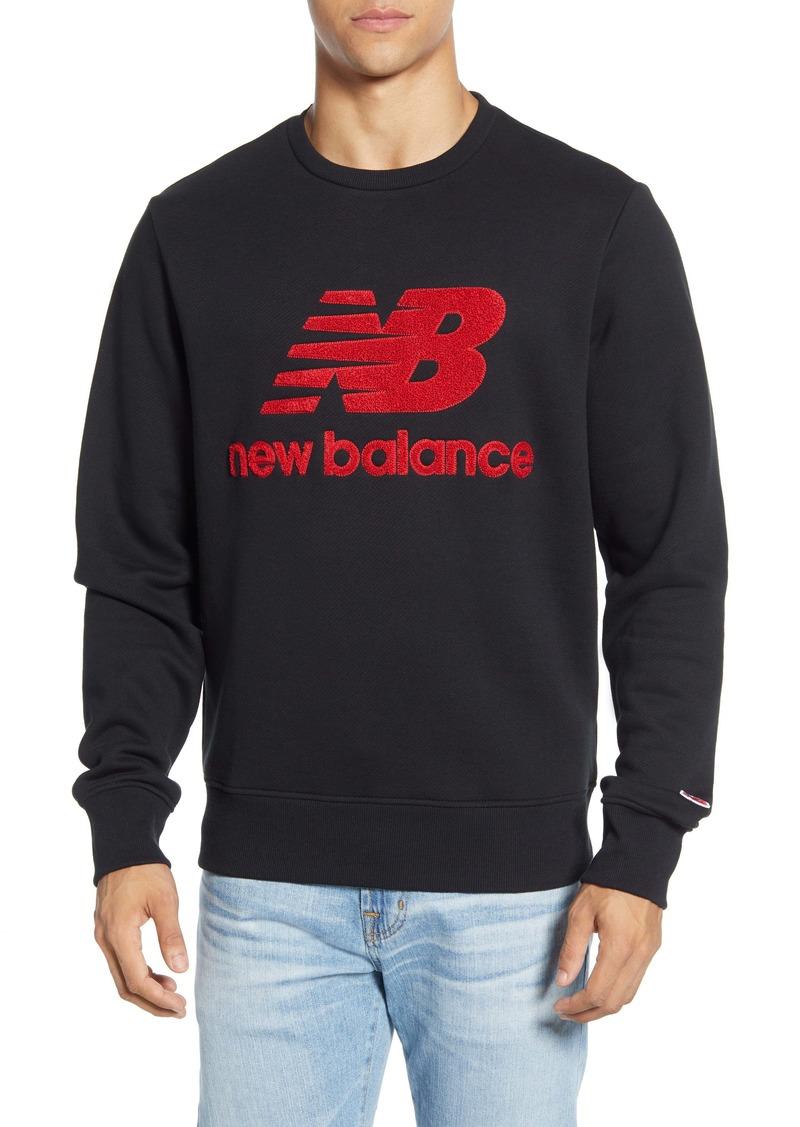 New Balance Athletics Stadium Crewneck Sweatshirt