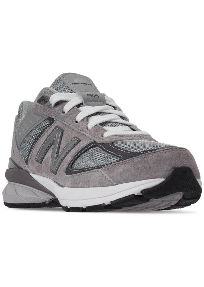 New Balance Big Boys' 990 V5 Casual Sneakers from Finish Line