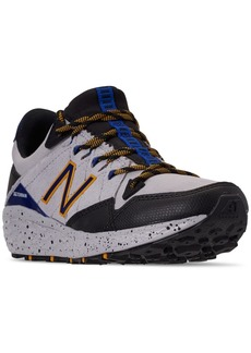 New Balance Big Boys' Cruz Crag V1 Trail Running Sneakers from Finish Line