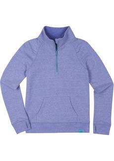 New Balance Big Girls' 1/4 Zip Pullover Tops
