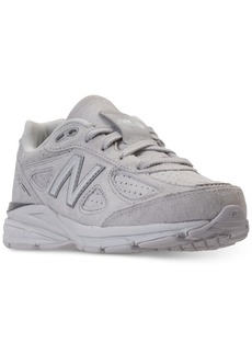 New Balance Big Girls' 990 V4 Running Sneakers from Finish Line