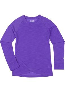 New Balance Big Girls' Thats A Wrap Long Sleeve Shirts