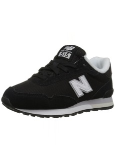 New Balance Boys' 515v1 Evergreen Sneaker