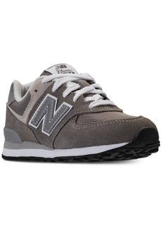 New Balance Boys' 574 Core Casual Sneakers from Finish Line