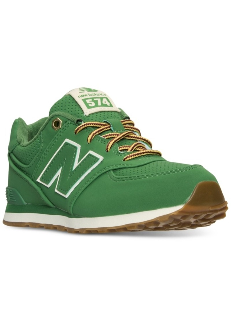 New Balance Boys' 574 Outdoor Boot Sneakers from Finish Line