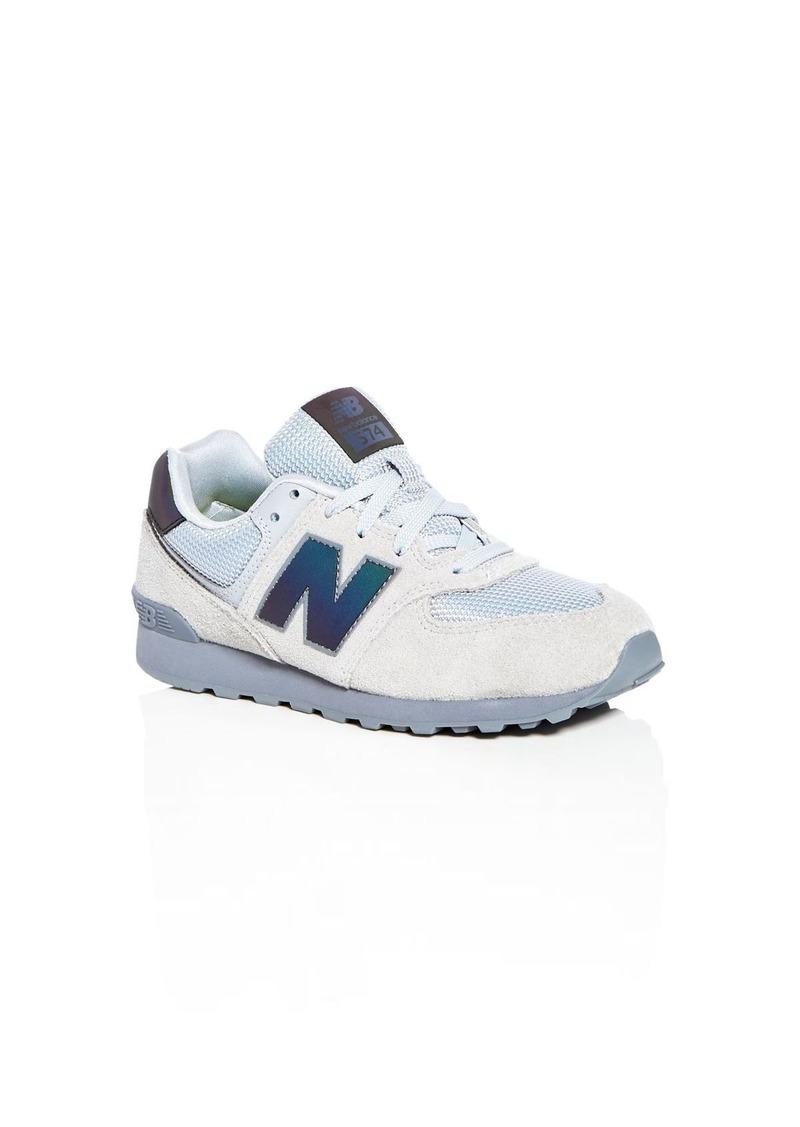 New Balance Boys' 574 Urban Twilight Lace Up Sneakers - Big Kid