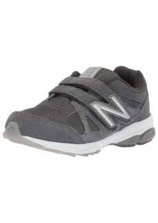 New Balance Boys' 888v1 Hook and Loop Running Shoe