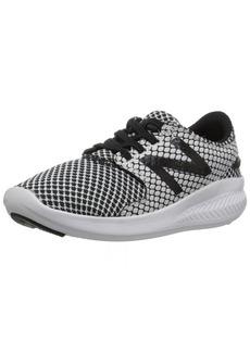 New Balance Boys' Coast v3 Hook Loop Running Shoe