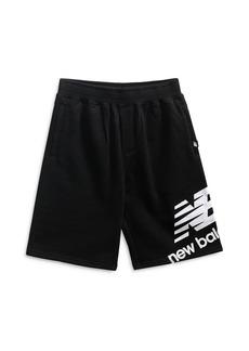New Balance Boys' Fleece Shorts - Big Kid