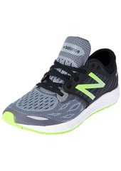 New Balance Boys' Fresh Foam Zante V3 Running Shoe Black/GREE