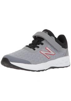 New Balance Boys' Kaymin v1 Hook and Loop Running Shoe