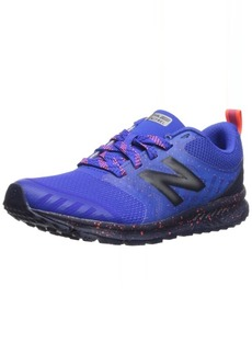 New Balance Boys' Nitrel v3 Trail Running Shoe