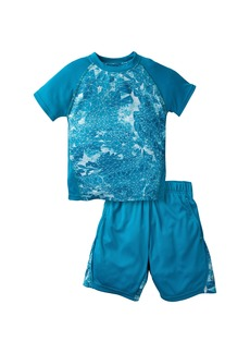 New Balance Boys' Performance Print T-Shirt & Short