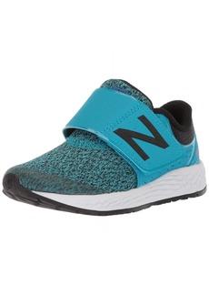 New Balance Boys' Zante v4 Hook and Loop Running Shoe