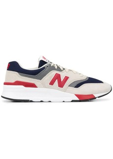 New Balance colour blocked low top sneakers