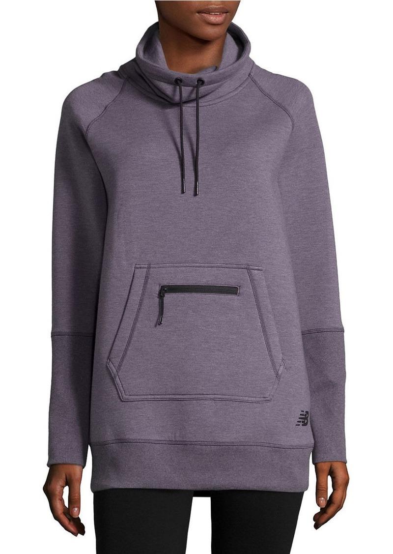 NEW BALANCE Cowlneck Active Sweatshirt