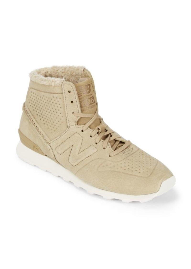 New Balance Deconn Leather Boots