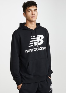 New Balance Essentials Stacked Logo Hoodie