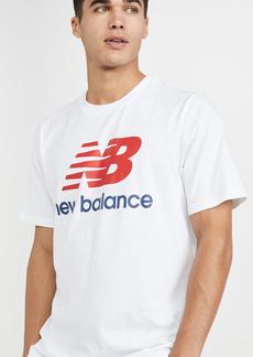New Balance Essentials Stacked Logo T-Shirt
