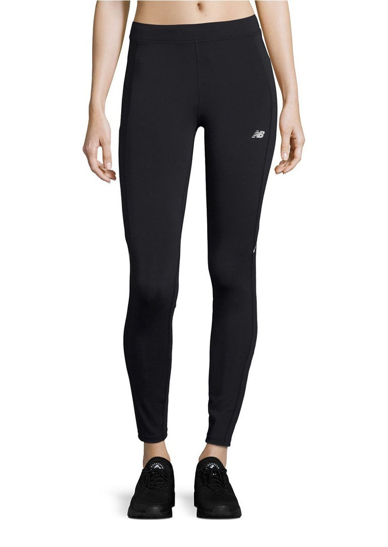 NEW BALANCE Fitted Athletic Pants