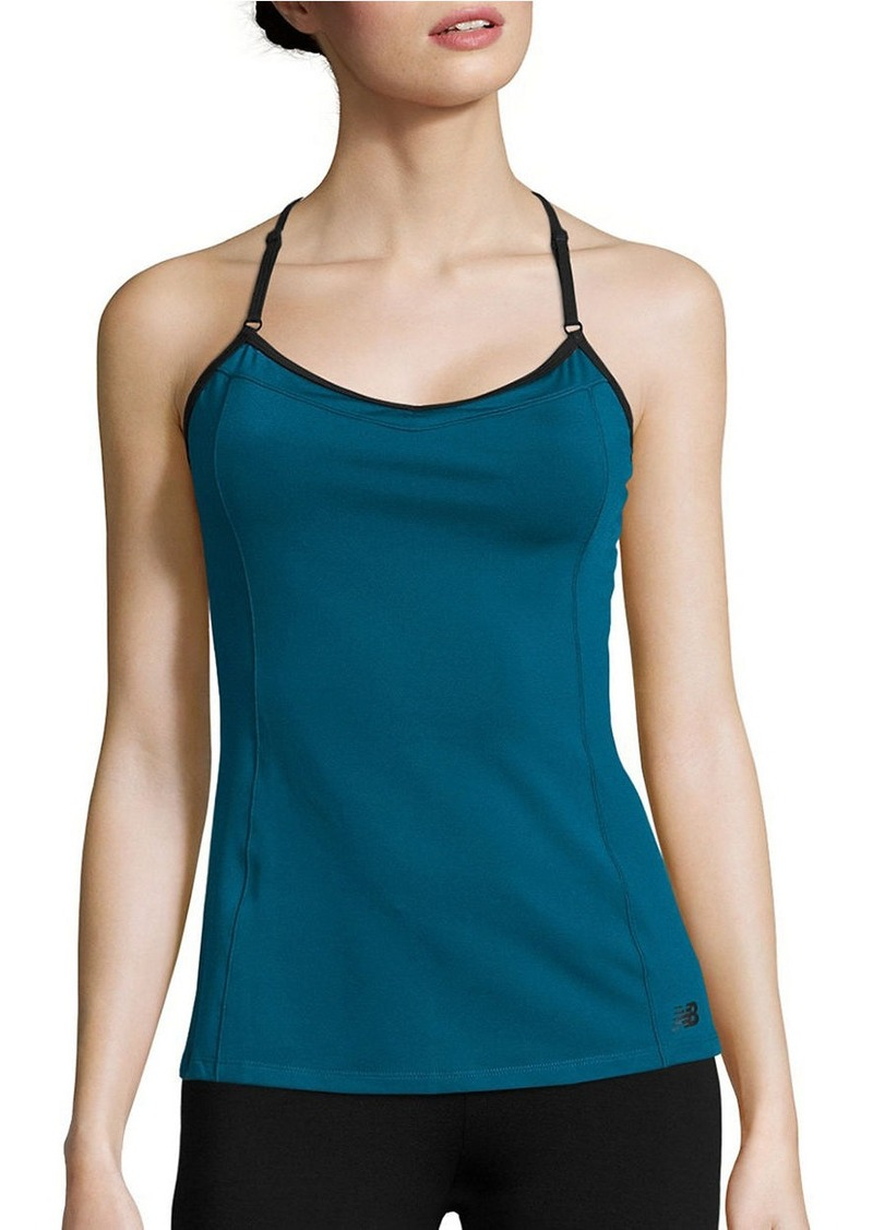 NEW BALANCE Fitted Athletic Tank