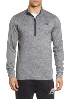 New Balance Fortitech Quarter Zip Pullover