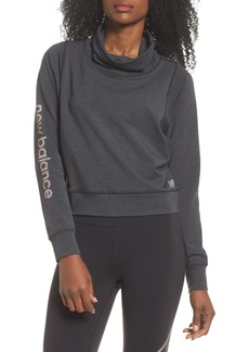 New Balance Funnel Neck Sweatshirt