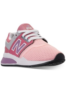 New Balance Girls' 247 Casual Sneakers from Finish Line