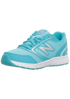 New Balance Girls' 455v1 Running Shoe