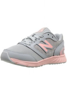 New Balance Girls' 455v1 Running Shoe