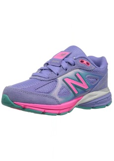New Balance Girls' 990v4 Sneaker