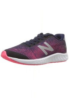 New Balance Girls' Arishi Next V1 Hook and Loop Running Shoe