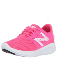 New Balance Girls' Coast V3 Road Running Shoe  5.5 Wide US Little Kid