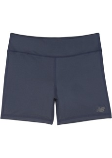 New Balance Girls' Little Performance Bike Short
