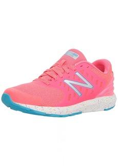New Balance Girls' Urge V2 FuelCore Running Shoe Pink zing