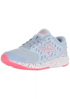 New Balance Girls' Urge V2 FuelCore Running Shoe Pink zing