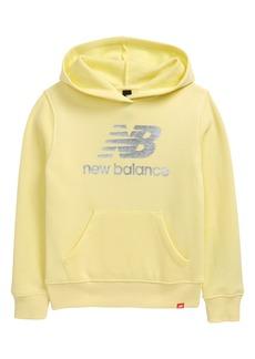 New Balance Graphic Hoodie (Big Girl)