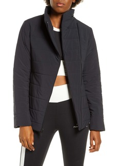 New Balance Heat Flex Asymmetrical Zip Jacket