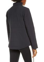 New Balance Heat Flex Asymmetrical Zip Jacket