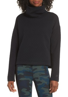 New Balance Heat Loft Funnel Neck Sweatshirt