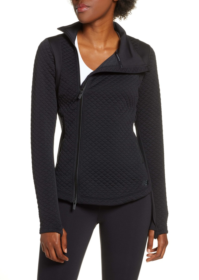 New Balance Heat Loft Quilted Jacket