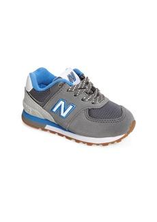 New Balance Kids' 574 Varsity Sport Sneaker (Baby, Walker, Toddler, Little Kid & Big Kid)