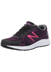 New Balance Kids' Arishi Road Running Shoe Black